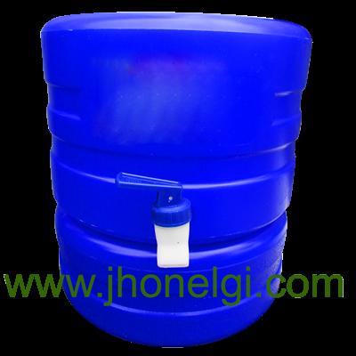 Dispensador de agua azul para bidón de agua 20 litros