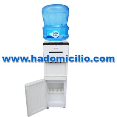 Dispensador de agua Fria, Caliente y Normal IMACO + bidón de agua San Luis 20 litros