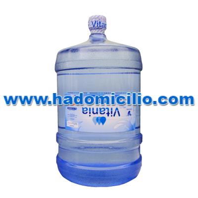 Bidon de Agua de mesa Ozonizada Vitania 20 litros retornable