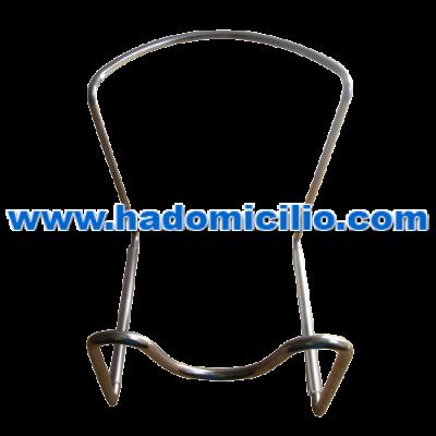 Soporte de acero inoxidable para Bidón de agua San Luis 20 lt o Bidón de Agua Mineral San Mateo 21 lt.