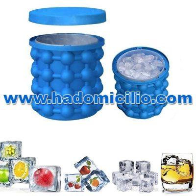 Hielera de silicona Ice Cube para hacer hielo